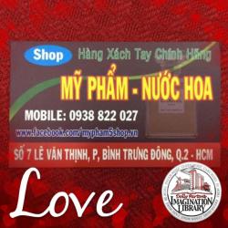 Shop Mỹ Phẩm – Nước Hoa